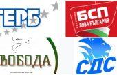 Анкета - За коя партия ще гласувате, ако местните избори бяха днес?