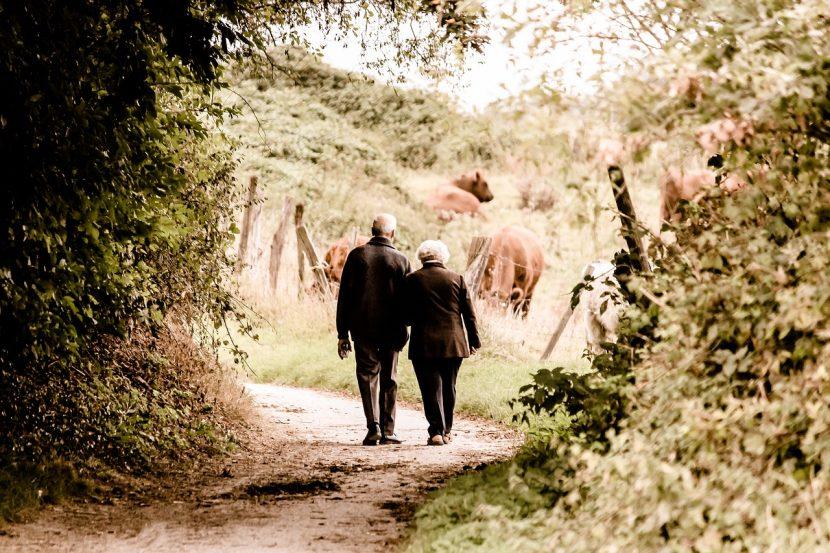 3-те двойки зодии, които ще остареят заедно