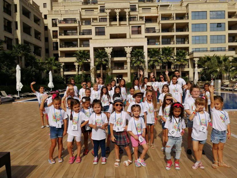 Деца от цялата страна се събраха край Варна за конкурса Малка Мис и Мистър България