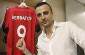 Легендата Бербатов прекрати футболната си кариера