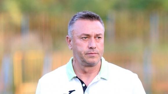 Спартак (Варна) пак остана без треньор