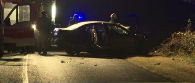 Алкохол и висока скорост доведоха до шестима загинали на пътя (видео)