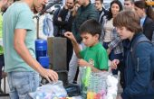Заработи работилница за преработка на пластмасови капачки във Варна (снимки)
