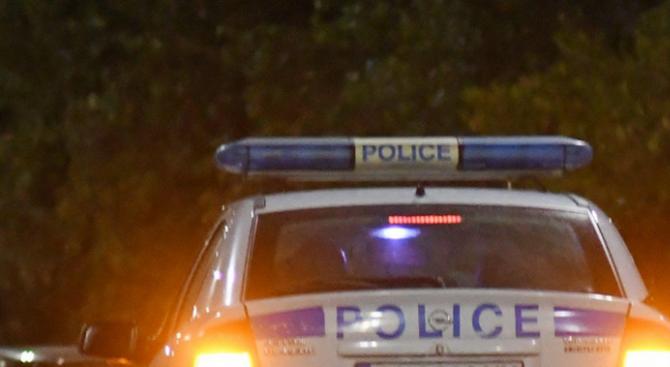 Полицейска гонка на пътя Велико Търново – Варна