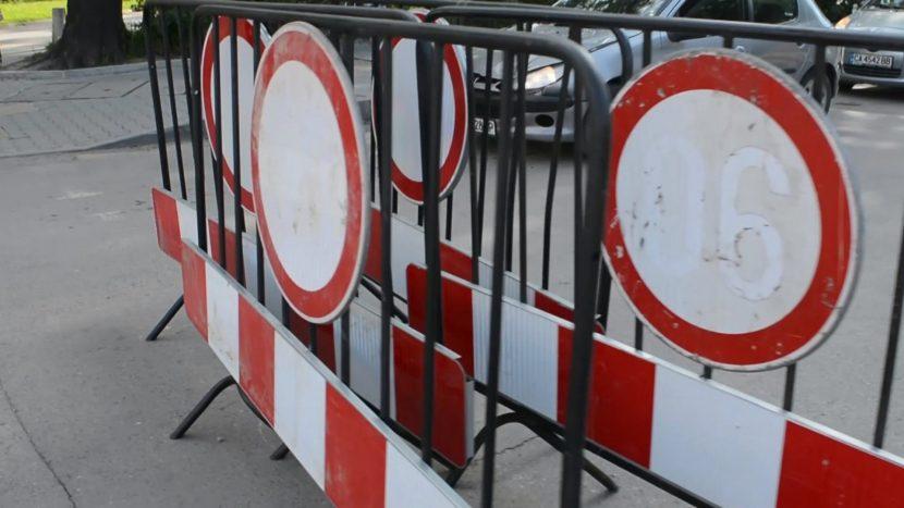 Затварят варненска улица заради ремонт, променят маршрута на автобуси