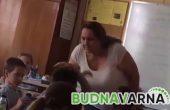 Читателка на Будна Варна: учителка бие деца във варненско училище (видео)