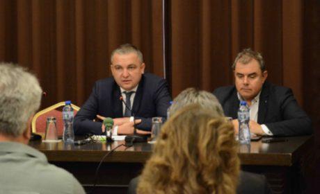 Иван Портних: Изграждаме индустриална зона на 8000 декара край Аксаково