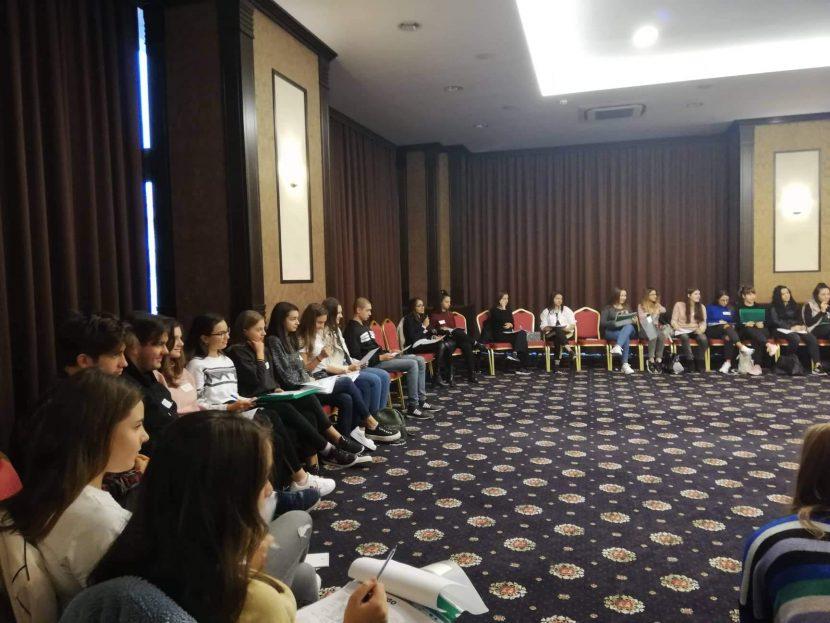 75 ученика се включват в обучение на доброволци