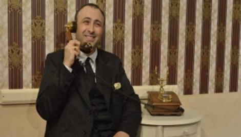 """Днес във Варна гледаме Руслан Мъйнов в постановката """"Стая 1313"""""""