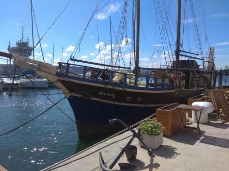 """Във Варна потъна корабчето от холивудската продукция """"Конан Варварина"""""""