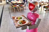 Роботи спасяват туризма от недостига на кадри