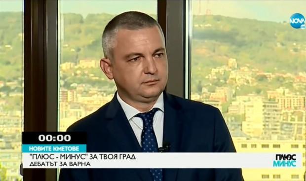 Иван Портних: с важна новина за варненци