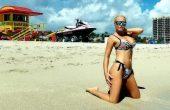Близо 50-годишната Камелия показа супер тяло