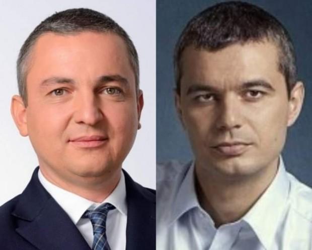 Балотаж между Портних и Костадинов