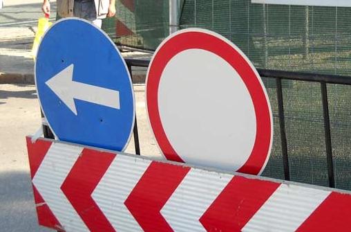 Въвеждат временна организация на движение по пътя за Златните заради изграждането на ново кръстовище