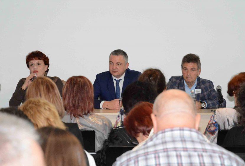 Иван Портних: Варна – Град на знанието, е приоритет, в който последователно инвестираме