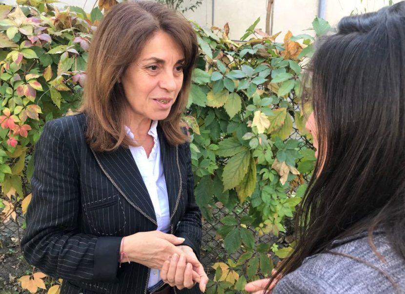 Жечка Георгиева, кандидат на ГЕРБ за общински съветник: Работя за качествено образование в модерна учебна среда