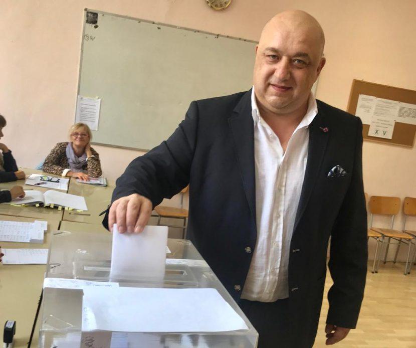 Министър Кралев: Изборът ни в 43-тата седмица на тази година определя развитието на Варна в следващите 4 години
