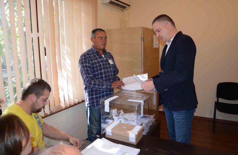 Иван Портних: Гласувайте, за да продължи развитието на Варна