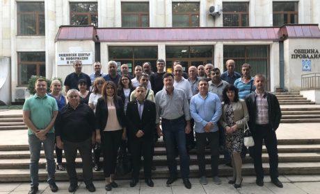 Инж. Жоро Илчев, кандидат на ГЕРБ за кмет на Провадия: Време е за промяна в общината