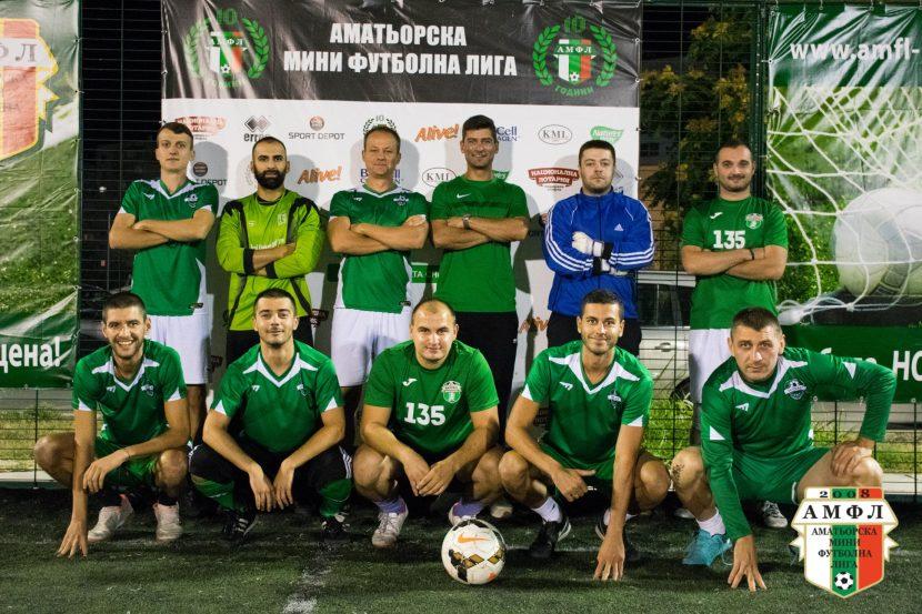 Зеленина поведе в Premier лигата на АМФЛ-Варна. 6 от 6 за Спартан в Лига 3