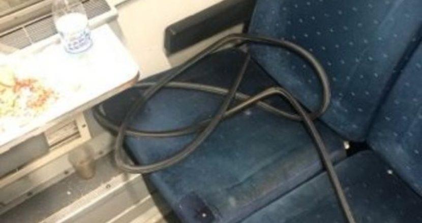 Екшън във влака Варна – София!