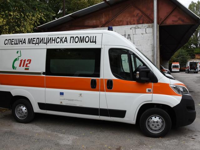 """""""Бърза помощ"""" във Варна получи още 2 нови линейки"""