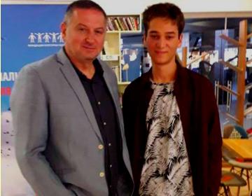 Млад варненски писател ще представи свои нови творби в Софийска градска художествена галерия