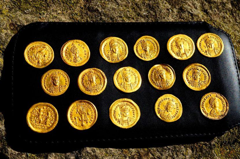 Археолози продължават да търсят злато край Девня