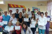 Водещи физиотерапевти от чужбина обучават специалистите от Дома за медико-социални грижи за деца (снимки)