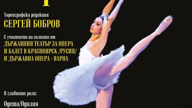 """Лебедово езеро"" в памет на Мартин Чикалов"