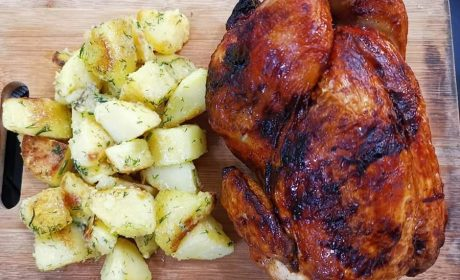 Най-вкусните пилета във Варна до адрес само за 12.60 лв.