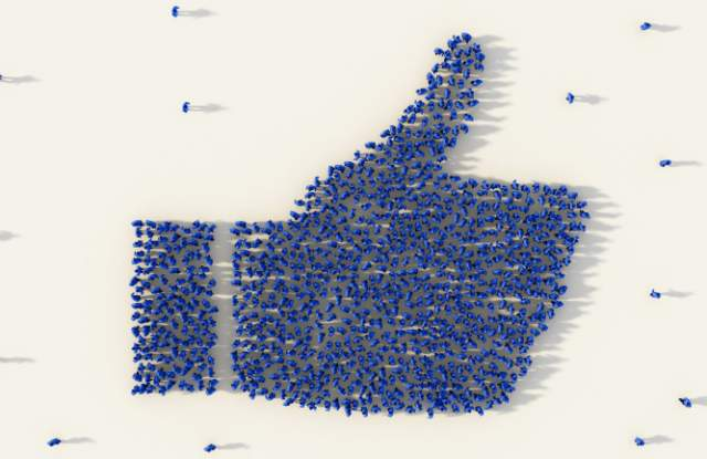 Facebook маха броя на харесванията под постовете ни