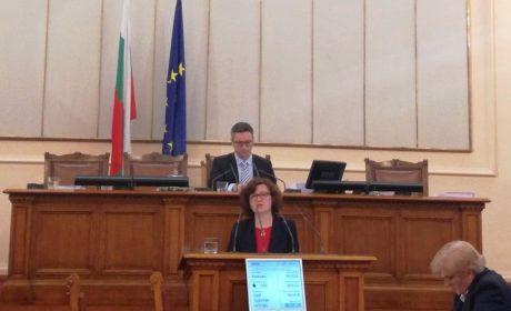 Таня Петрова: Законови промени предвиждат оптимизация на университетската мрежа и по-тясна връзка на висшето образование с бизнеса