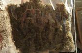 Варненец складирал голямо количество марихуана на работното си място (снимки)