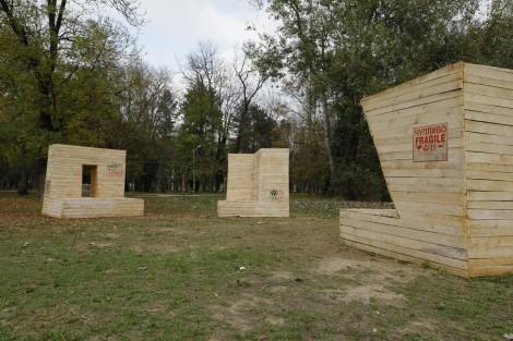 """Нов арт проект може да се види в парка на """"Аспарухово"""" във Варна"""