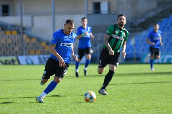 7 гола в мача между Черно море и Нефтохимик