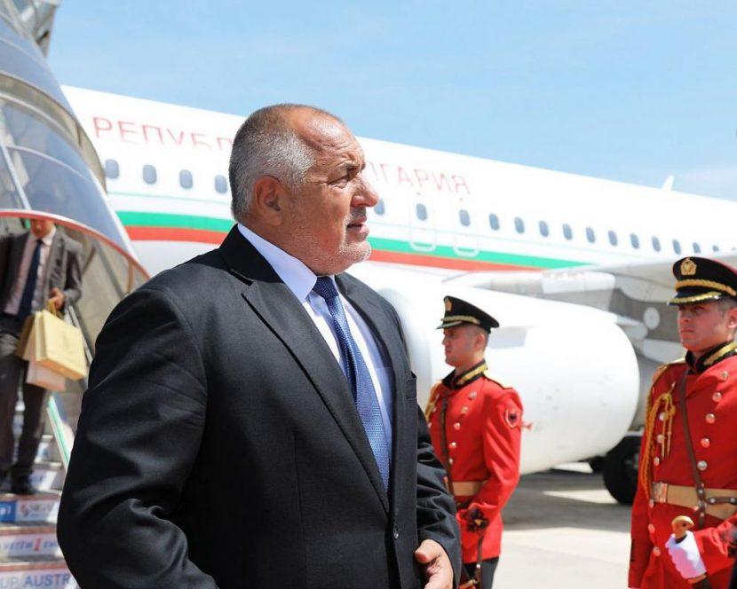 Проблем със самолета на Бойко Борисов