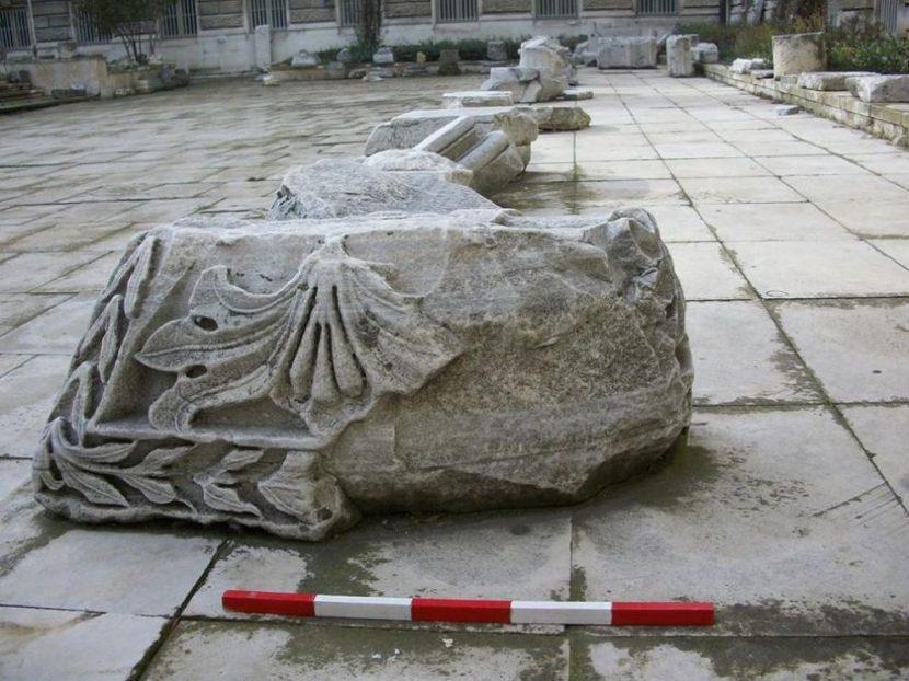 Археолози откриха останки от късноантична баня във Варна