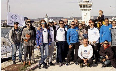 Българи с рекорд за най-бързо прекосяване на Черно море с яхта (СНИМКИ/ВИДЕО)
