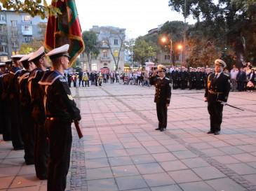 Във Варна отбелязаха 134 години от победата при Сливница през Сръбско-българската война