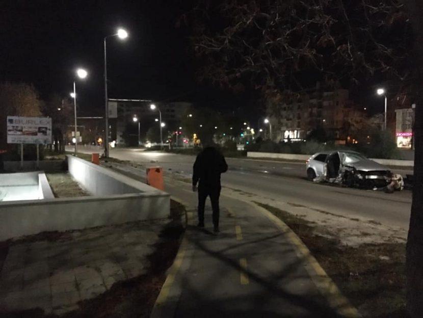"""Отново меле на пътя: Зверска катастрофа на """"Васил Левски"""""""