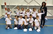 """ОУ """"Христо Ботев"""" стана победител в състезанията """"Бързи и сръчни"""" за първи клас (снимки)"""