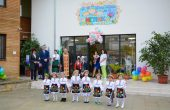 """Осветиха новата сграда на детска градина """"Иглика"""" (снимки)"""