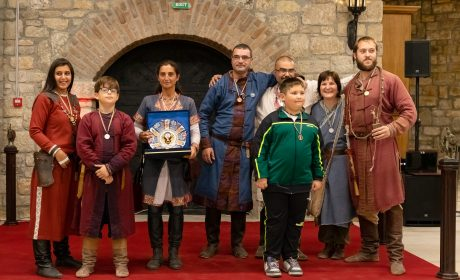 Най-големият международен турнир по стрелба с традиционен лък в България беше спечелен от Българи