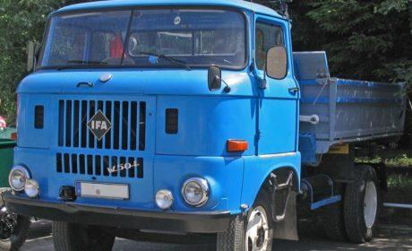 """Как камион """"Ифа"""" от ГДР потъна в Дунава"""
