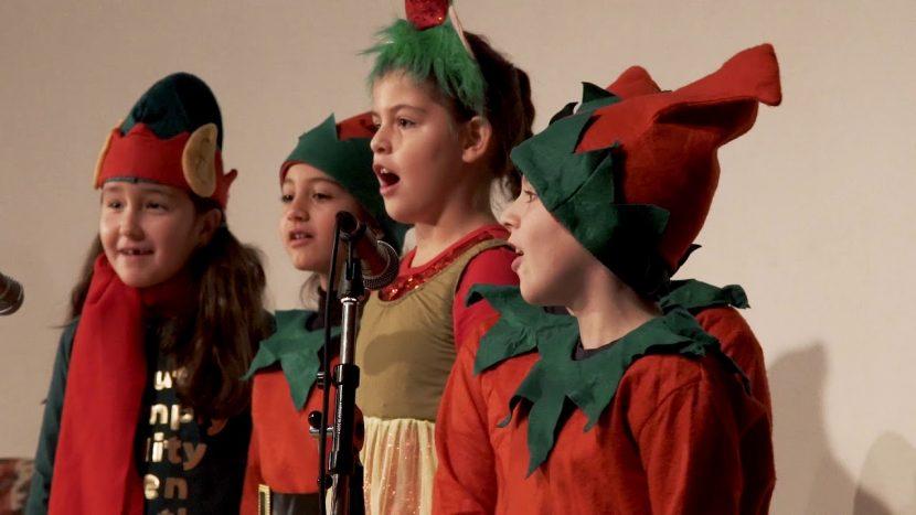 Коледен благотворителен концерт