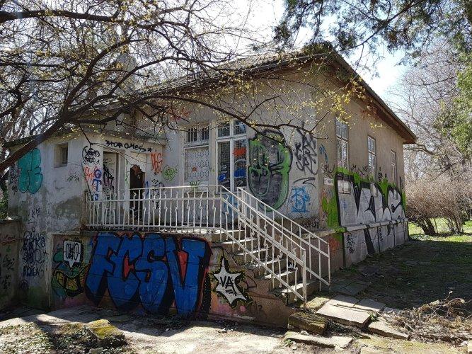 Къщата на Антон Новак става музей за 100-годишнината на Морската градина
