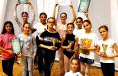 """Варненче грабна специалната награда на журито от Националния конкурс """"Празник на танца"""""""