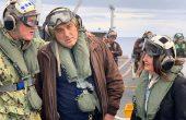 """Борисов, Херо Мустафа и Заев заедно на самолетоносача """"Хари Труман"""